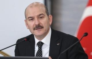 İçişleri Bakanı Soylu: Akıllarından geçirdiklerini...