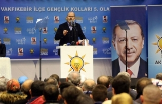 İçişleri Bakanı Soylu: İnancımız odur ki bizler...