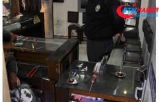 İki kuyumcudan hırsızlık girişimine 3 gözaltı