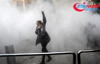 İran'daki olaylar ülke ekonomisini olumsuz...