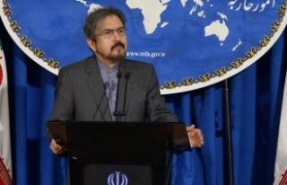 İran: ABD askerlerini Suriye'den çeksin