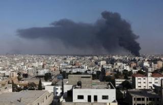 İsrail, Gazze sınırında bir tüneli bombaladı