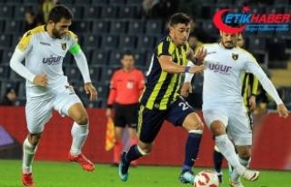 İstanbulspor-Fenerbahçe maçının stadı belli...