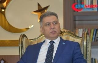 Türkmen lider Salihi'den 'Türkmenlerin...