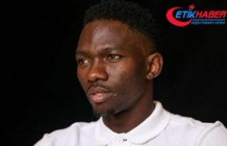 Kasımpaşa'nın Nijeryalı futbolcusu Omeruo:...
