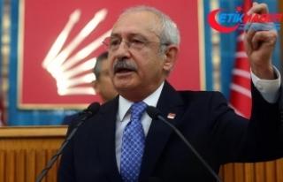 Kılıçdaroğlu: FETÖ ile değil muhalefetle mücadele...
