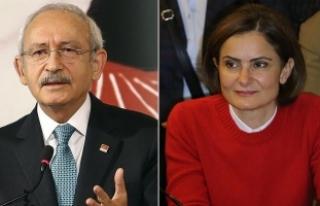 Kılıçdaroğlu ve Kaftancıoğlu hakkında suç...