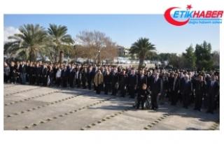 KKTC Kurucu Cumhurbaşkanı Denktaş, 6'ncı ölüm...
