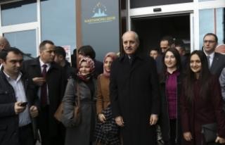 Kültür ve Turizm Bakanı Kurtulmuş: Bu coğrafyada...