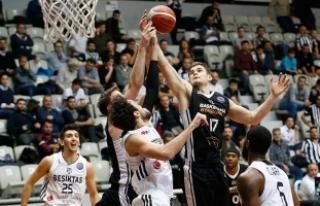 Lider Beşiktaş, CEZ Nymburk'ı da devirdi