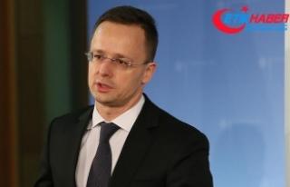 Macaristan ve Romanya arasında 'bayrak'...