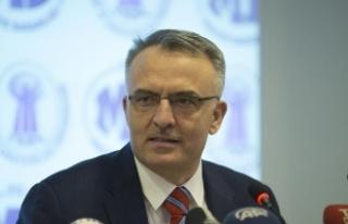 Maliye Bakanı Ağbal bütçe gerçekleşmelerini...