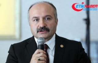 MHP'li Usta: Bir olduktan sonra Türk'ün...