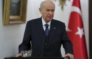 MHP Lideri Bahçeli: Bizans çöktü sanıyorduk,...