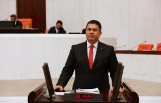 MHP'li Ersoy: Bürokraside Türkiye Cumhuriyeti...