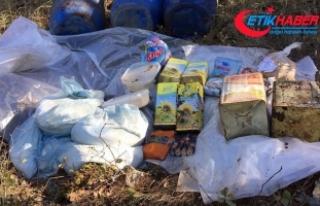 Osmaniye'de terör örgütü PKK'ya yönelik...