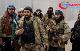ÖSO'nun Afrinli komutanından sivillere 'tek...