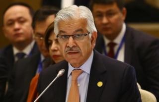 Pakistan Dışişleri Bakanı Asıf: ABD, Hindistan'ın...
