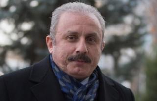Mustafa Şentop, Meclis Başkanlığı için adaylık...