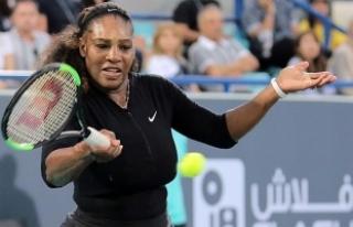 Serena Williams Avustralya Açık'tan çekildi