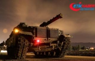 TSK: Tankımıza yapılan saldırıda 5 askerimiz...