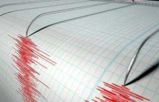Myanmar'da 6 büyüklüğünde deprem