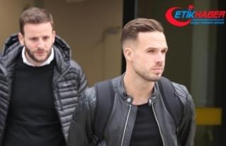 Trabzonspor, Novak'ı borsaya bildirdi