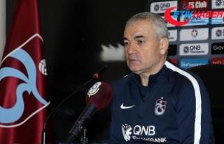 Trabzonspor Teknik Direktörü Çalımbay: Başlangıç,...