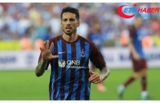 """Trabzonsporlu Sosa: """"Performansımdan memnun..."""
