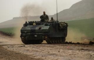 TSK: Zetin Dalı'nda 649 terörist etkisiz hale...