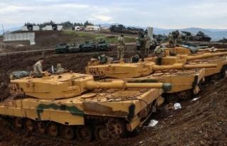 TSK: Zeytin Dalı Harekatı'nda şu ana kadar...