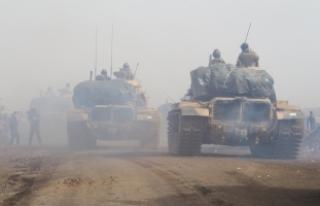 TSK: Zeytin Dalı Harekatında toplam 447 terörist...