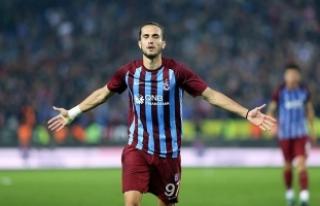 UEFA'dan Yusuf Yazıcı'ya övgü