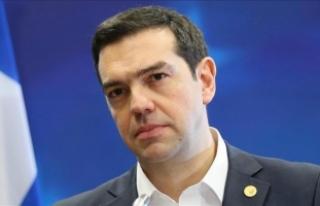 Yunanistan Başbakanı Çipras, Kilimli adasına gitti