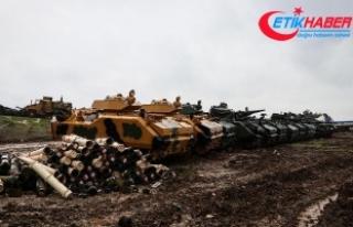 Zeytin Dalı Harekatı'nda 8 terörist etkisiz...