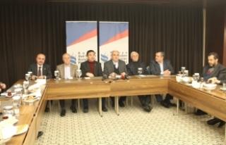 Zeytin Dalı Harekatı'na Konya'daki STK'lardan...