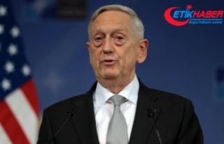 """ABD Savunma Bakanı: """"PKK ve tüm terör tehditleriyle..."""