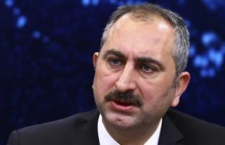 Adalet Bakanı Gül: Şehide haciz başlatan avukat...