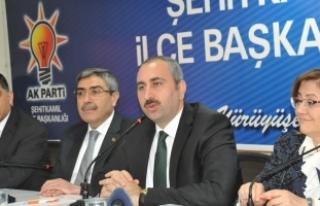 Adalet Bakanı Gül: Biz bu toprakların, asla bir...
