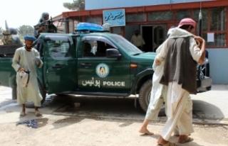 Afganistan'da Taliban saldırısında 6 polis...