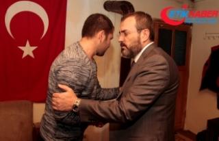 AK Parti Genel Başkanı Yardımcısı Ünal, Afrin...
