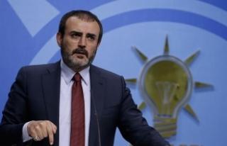 AKP'li Ünal: 2019'da yüzde 60'ın...