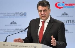 Almanya Dışişleri Bakanı Gabriel: Türkiye ile...