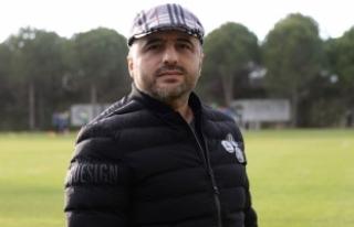 Atiker Konyaspor Başkan Yardımcısı Çakıcı:...