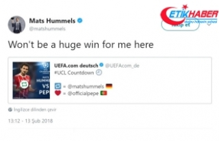Bayern Münihli Hummels, Beşiktaş'ı Küçümseyince...
