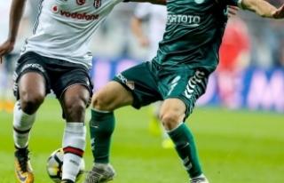 Beşiktaş ile Atiker Konyaspor 34. maça çıkıyor