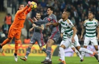 Beşiktaş, seri galibiyet almakta zorlanıyor