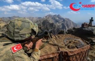 Operasyondaki askerlere hain saldırı: 2 şehit