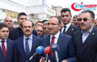 Bozdağ: Türkiye'nin kaygılarını anlamaya...