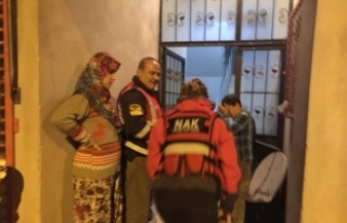 Bursa'da kaybolan 2 kardeş 11 saat sonra bulundu